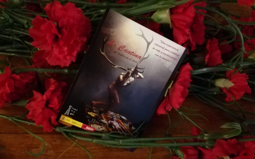 Lidia Rodríguez  y su colectivo Teatro en el Aire llegan con La Cantina a La Juan Gallery del 16 al 22 de diciembre