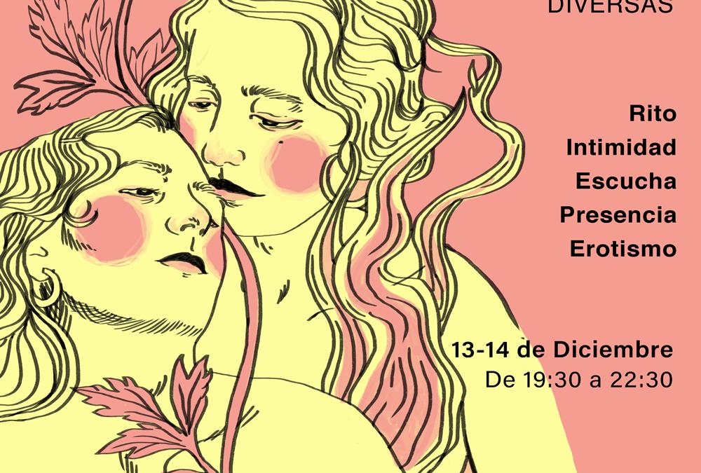 DELICIOSO, el 13 y 14 de diciembre en Valencia