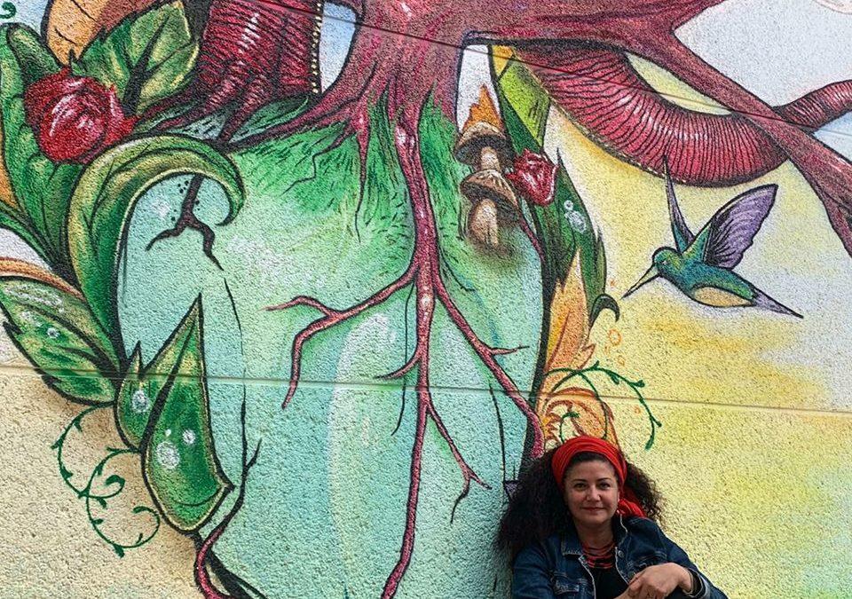 Día 31 desde Santiago de Chile  Ahora ya no de confinamiento, ahora en el REFUGIO INSPIRADOR